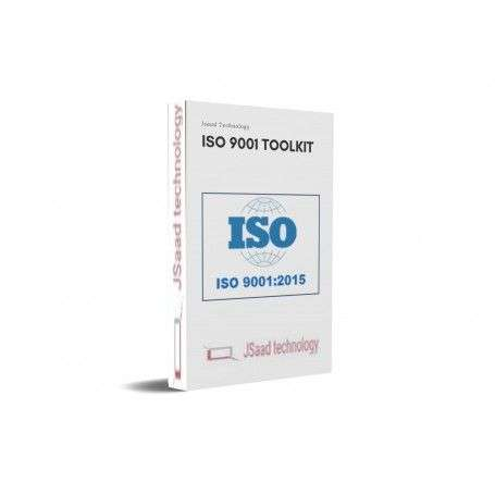 ISO 9001 Toolkit - 1