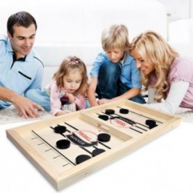 Table Desktop Battle 2 In 1 Ice Hockey Game SLINGPUCK MONTESSORI TOYS BOARD 2020 Learning Toys for Children 8 Years Game Toys