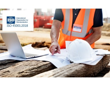 ISO 45001 - Health, Safety Standard for Employers and Professionals